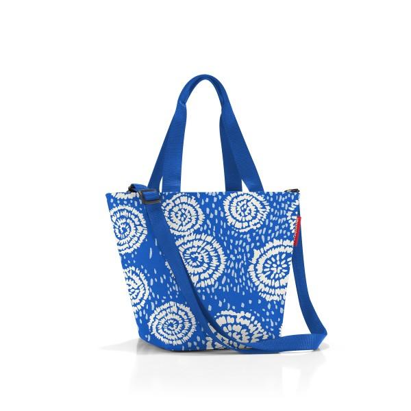reisenthel SHOPPER XS batik strong blue