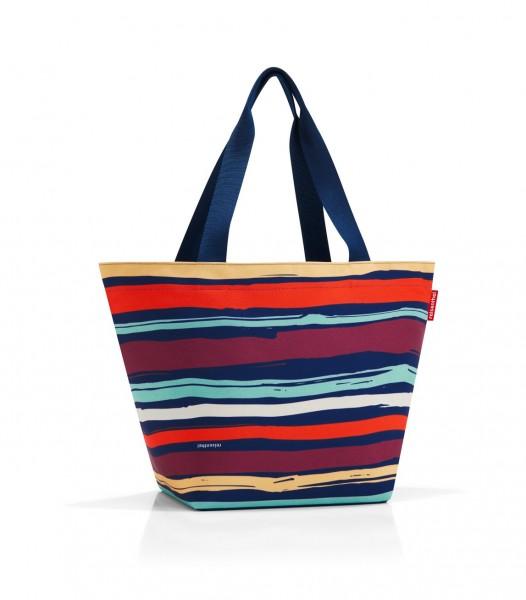 reisenthel shopper m artists stripes