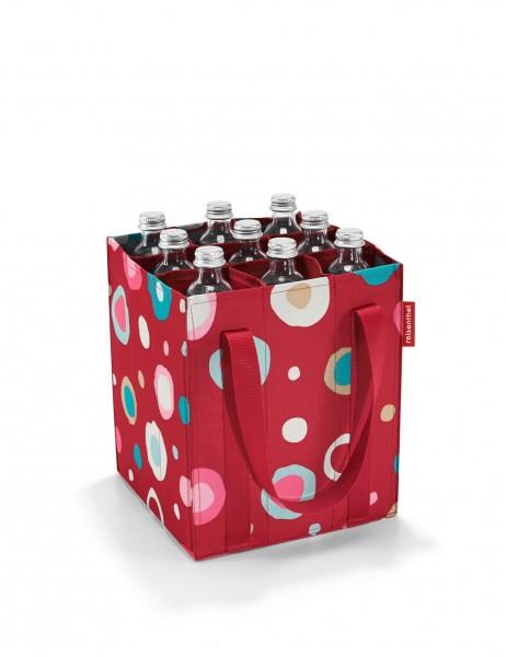 reisenthel bottlebag funky dots