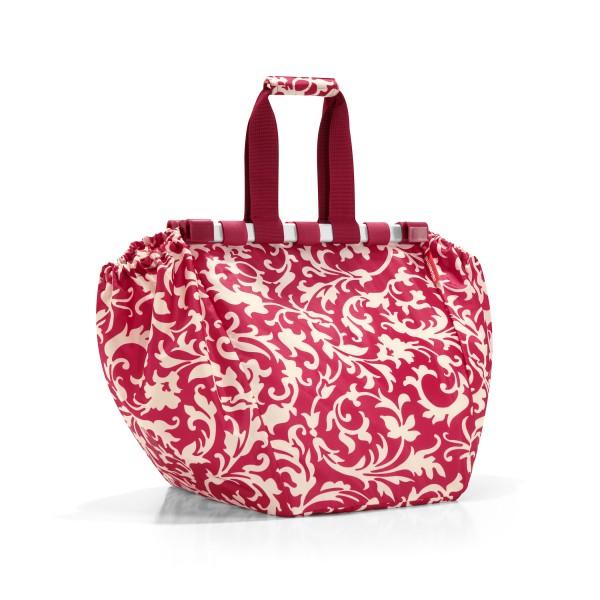 reisenthel easyshoppingbag baroque ruby