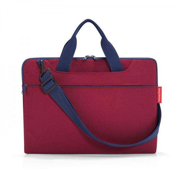reisenthel netbookbag dark ruby
