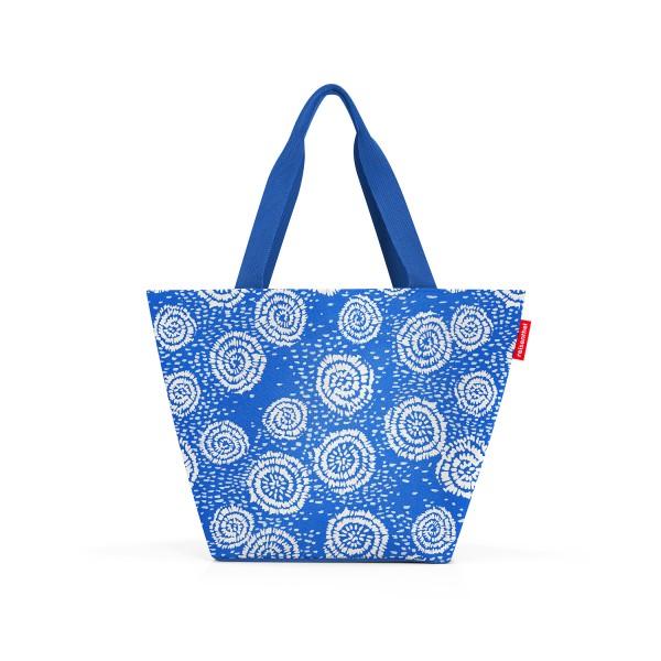 reisenthel SHOPPER M batik strong blue