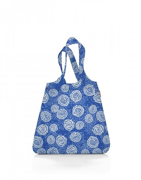 reisenthel MINI MAXI SHOPPER batik strong blue