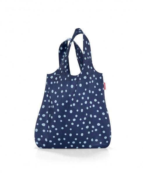 reisenthel mini maxi shopper spots navy